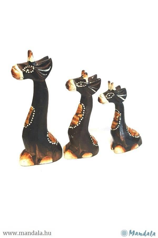 Zsiráf család