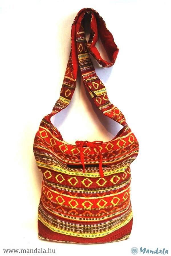 Indiai kerala táska