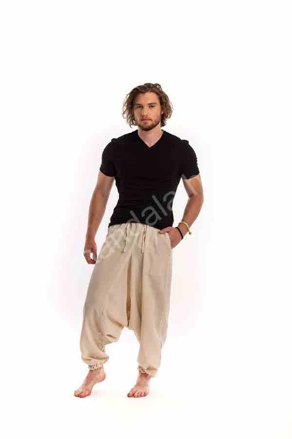 43f5af6d85 Aladdin nadrág jóga natúr - Mandala.hu - Nagykereskedelem és webáruház