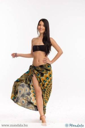 sarong-pávaszem