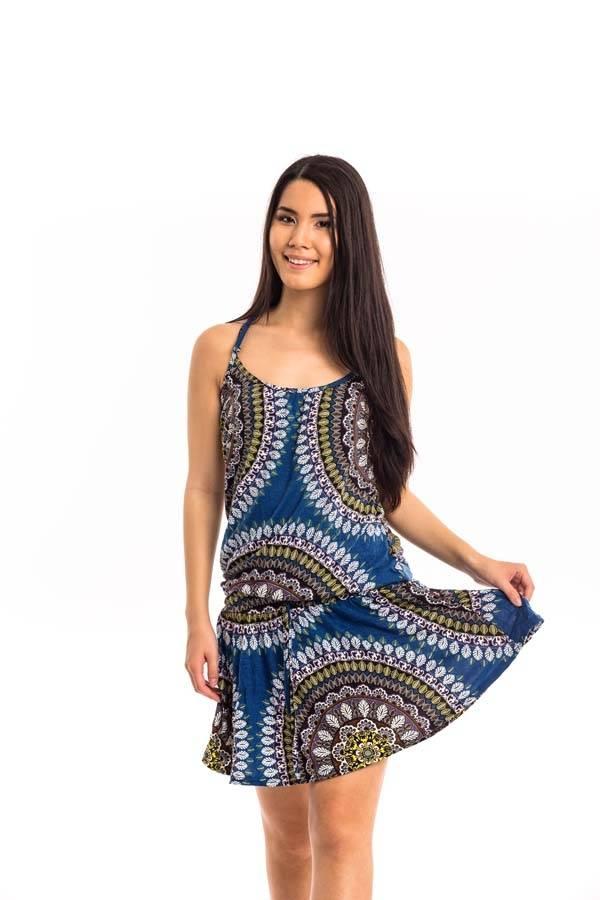 35ace99fec Nyári ruha kék mandalás - Mandala.hu - Nagykereskedelem és webáruház