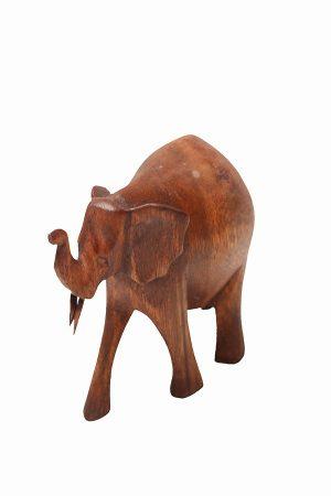 Fa-elefánt-15x12cm