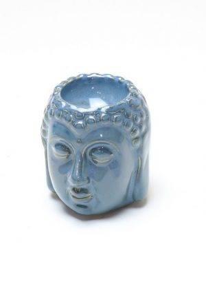 Párologtató-Buddha-fej-kék