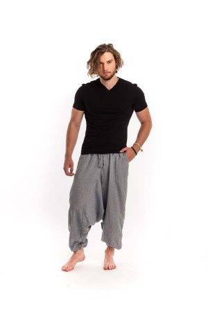 férfi-nadrág-jóga-szürke