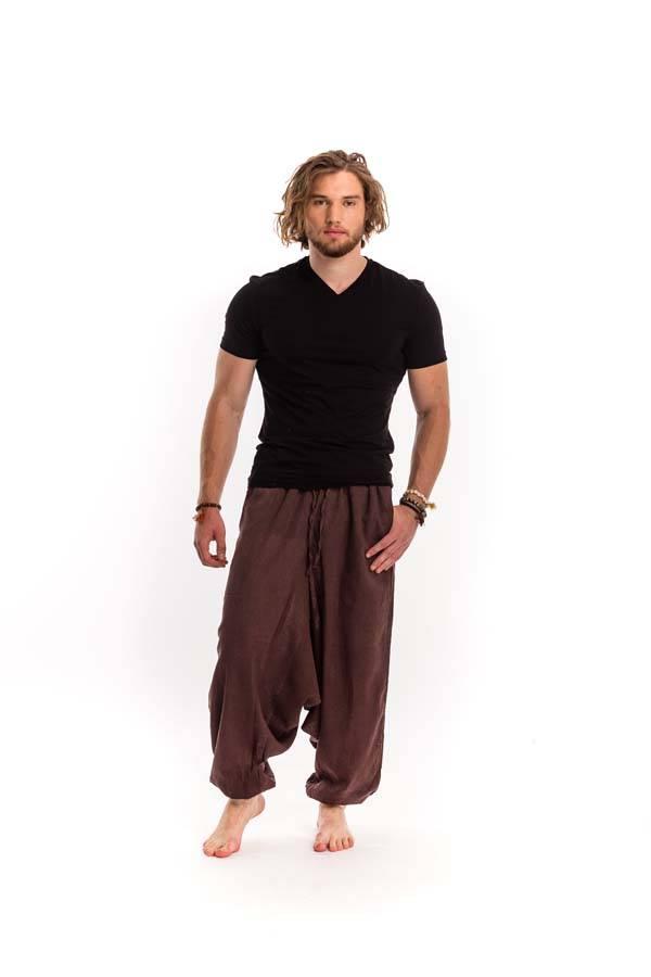 Férfi jóga nadrág barna - Mandala.hu - Nagykereskedelem és webáruház 7f27c28ab0