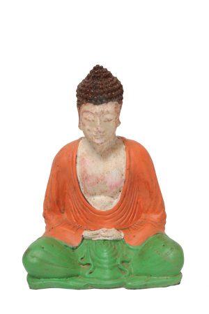 Buddha-szobor-ülő