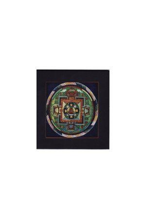 Buddha-kalacsakra-mandala