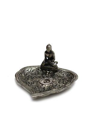 Füstölőtartó-Buddha