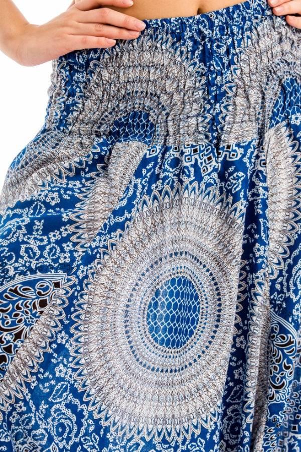 8c113a0261 Aladdin nadrág kék fehér - Mandala.hu - Nagykereskedelem és webáruház