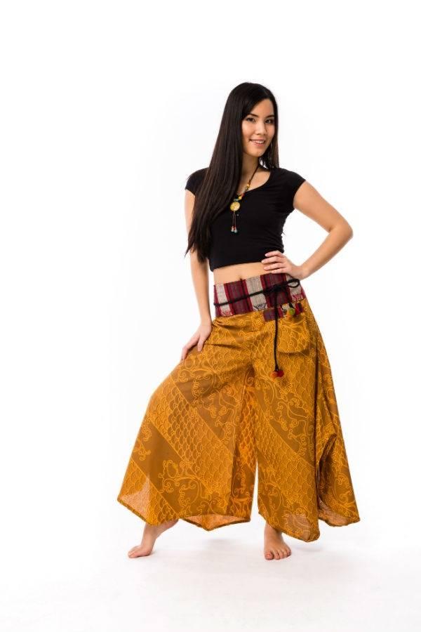 43a18743ca Thai nadrág sárga - Mandala.hu - Nagykereskedelem és webáruház