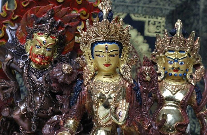 Hindu és Buddhista istenek