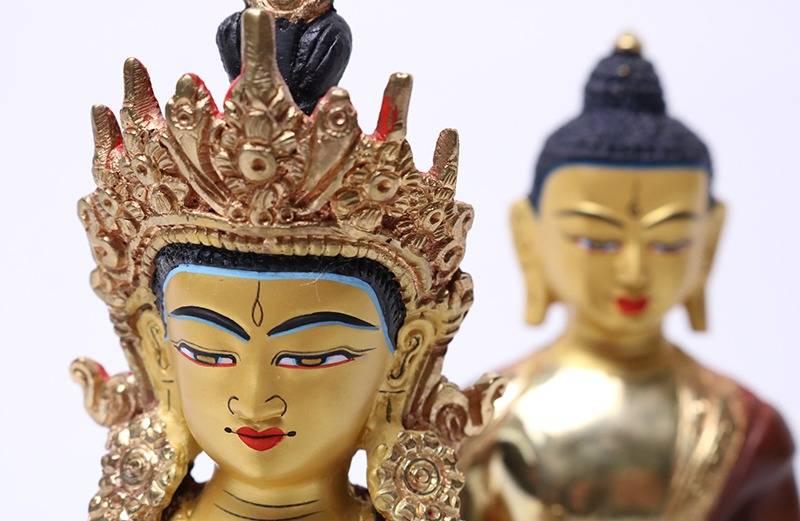Amitábha és Amitájusz