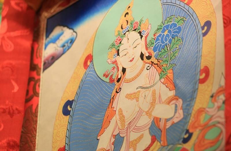 Thangka festészet