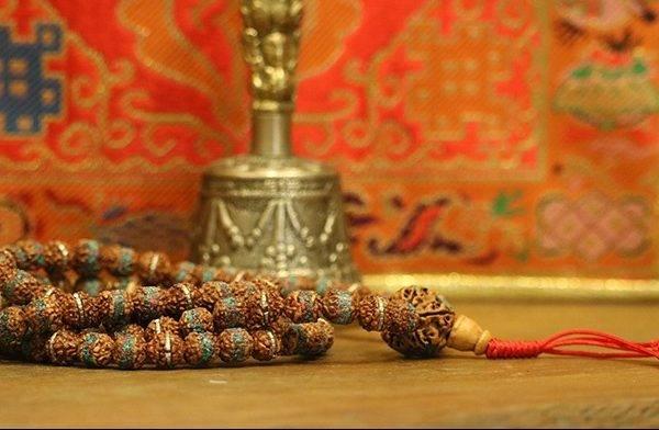 Mala, Buddhista imafüzér