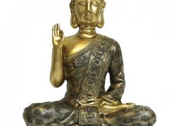 Buddha arany tanító nagy